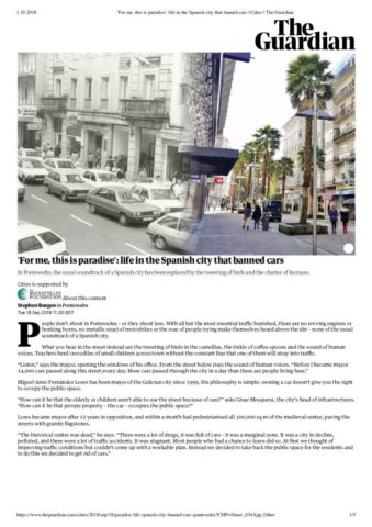 thumbnail of 'For me, this is paradise'_ life in the Spanish city that banned cars _ Cities _ The Guardian