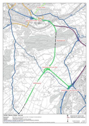 thumbnail of A5 Südast Anschluss Lyss